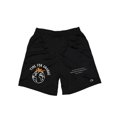 Marshmello Change Mesh Champion Shorts