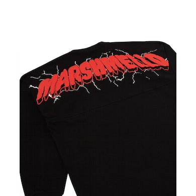 Marshmello DARK SMILE L/S