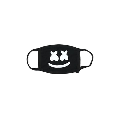 Marshmello Smile Face Mask (Youth)