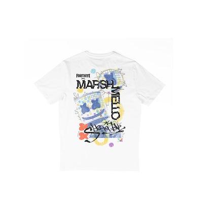 Marshmello Reactive T-Shirt
