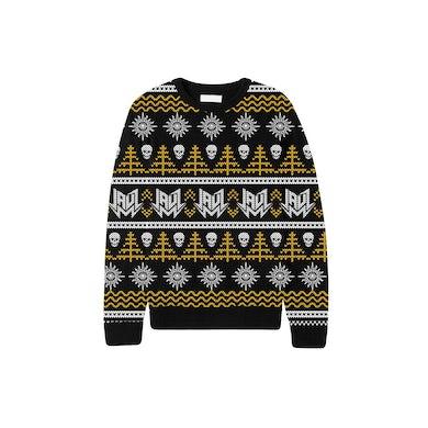 Jauz Wicked Holiday Sweater