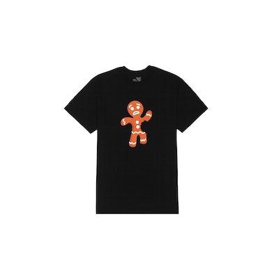 Jauz Gingerbread Man T-Shirt
