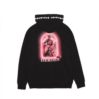 Alesso Heroes Zip-Up Hoodie