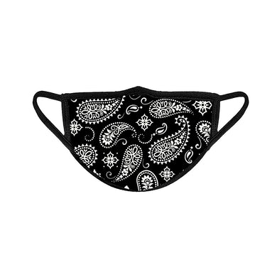 Alesso Paisley Face Mask