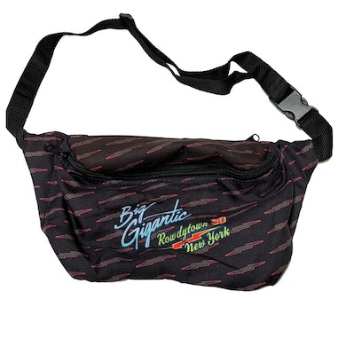 Big Gigantic Rowdytown Brooklyn Fanny Pack