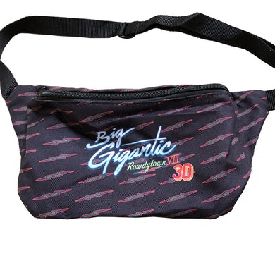 Big Gigantic Rowdytown VIII Red Rocks Fanny Pack