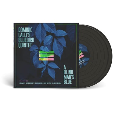 PRE ORDER: Dominic Lalli - A Blind Man's Blue