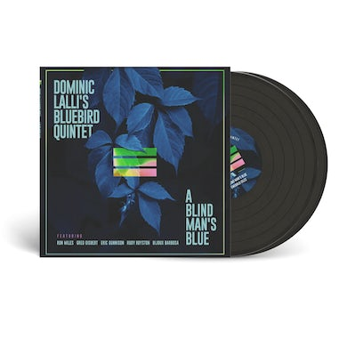 Big Gigantic PRE ORDER: Dominic Lalli - A Blind Man's Blue
