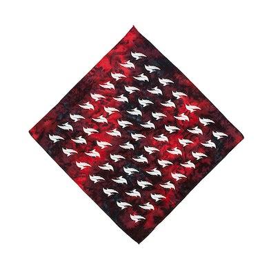 Illenium Phoenix Bandana / Tie-Dye Red