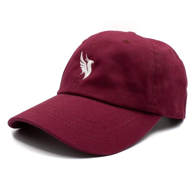 Illenium Dad Hat / Maroon