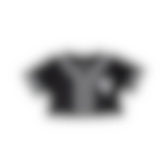 Illenium Women's Crop Jersey / Black