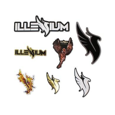 ILLENIUM Sticker Pack