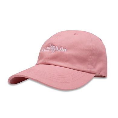 ILLENIUM Dad Hat / Pink