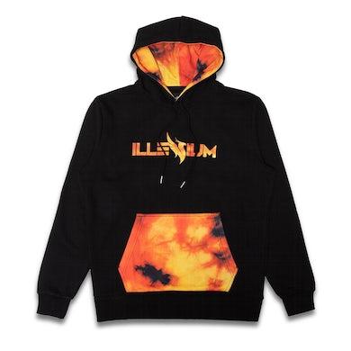 Illenium Flame Illusion Hoodie