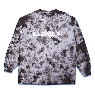 Illenium Crystal Dye Long Sleeve