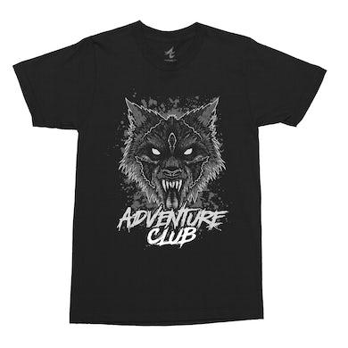 Adventure Club AC Wolf Tee
