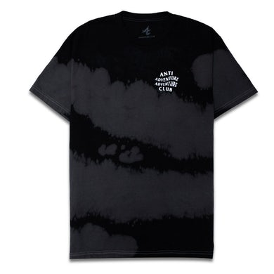 Adventure Club Dye Tee - Grey/Black