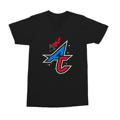 Adventure Club Superhero Logo Tee