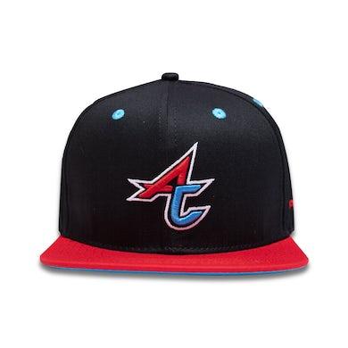 Adventure Club AC Logo Snapback Hat