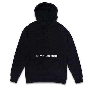 Adventure Club Black Character Hoodie