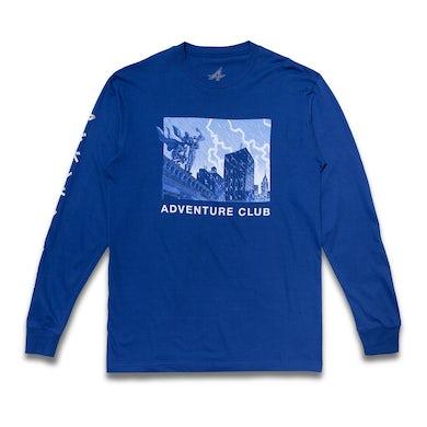 Adventure Club Blue Character Long Sleeve