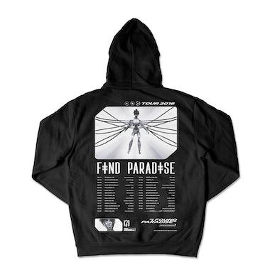 K?d Find Paradise Tour Hoodie