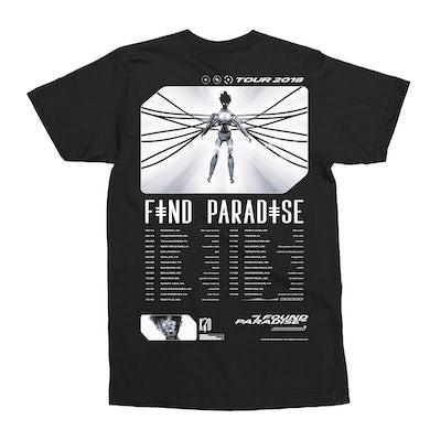 K?d Find Paradise Tour Tee