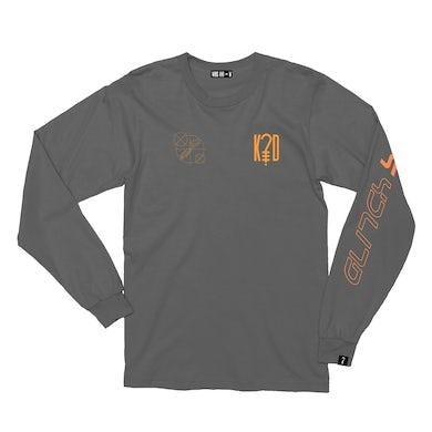 K?d Grey Long Sleeve