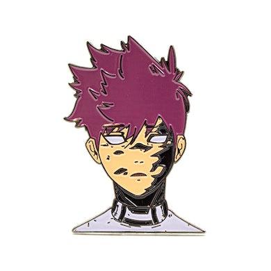 K?d Glitch Boy Pin
