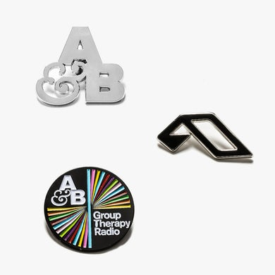 Above & Beyond Enamel Pin Pack (3qty)