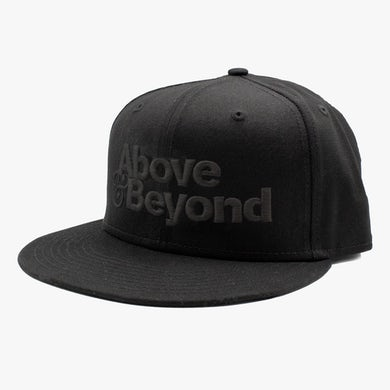 Above & Beyond New Era A&B Snapback / Black on Black