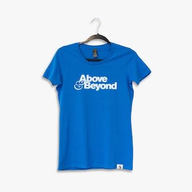 Above & Beyond A&B Women Tee / Arctic Blue
