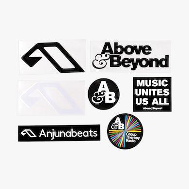 Above & Beyond Sticker Pack / Anjunastore