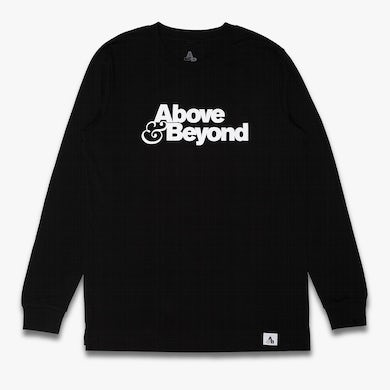 Above & Beyond Above and Beyond Long Sleeve / Black