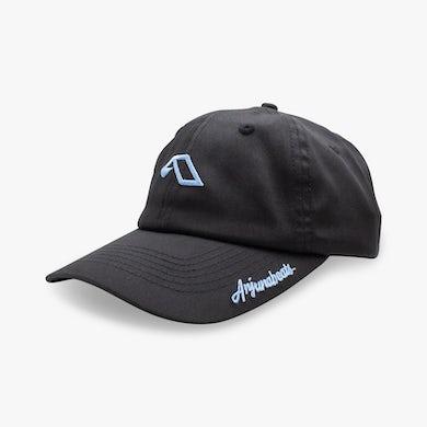 Anjunabeats Dad Hat / Black