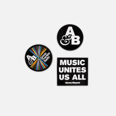 Above & Beyond Anjuna Sticker Pack