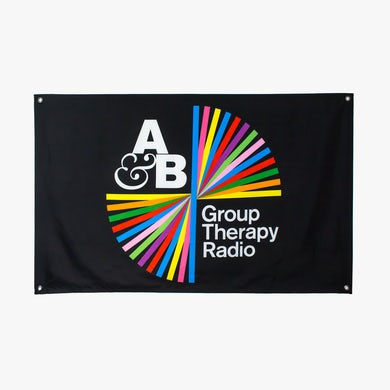 Above & Beyond Group Therapy Radio Flag