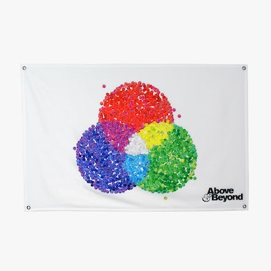 Above & Beyond Common Ground Flag