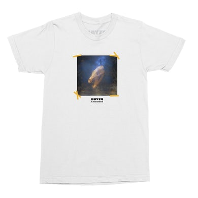Kayzo Unleashed Album Lineup Tee / White