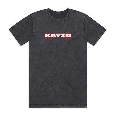 Kayzo Unleashed Wash Tee