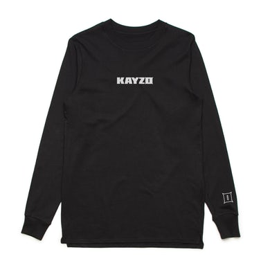 Kayzo Embroidered Long Sleeve