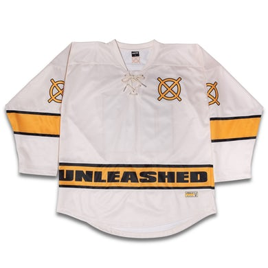 Kayzo Cream Hockey Jersey