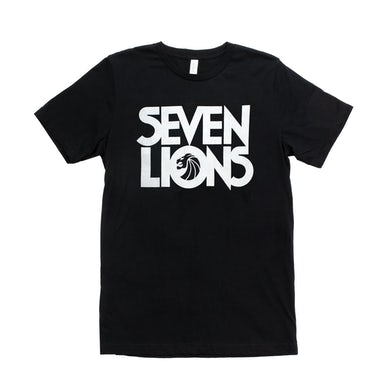Seven Lions Stacked Logo Tee