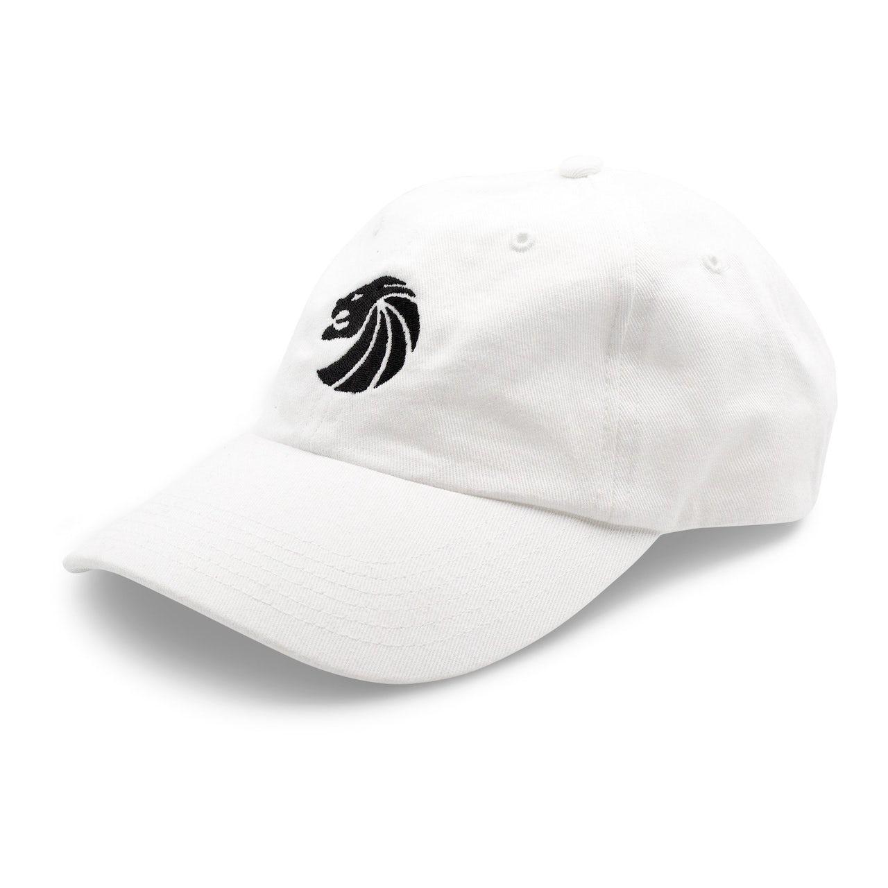 8ad86c90f3a2e Seven Lions White Logo Dad Hat