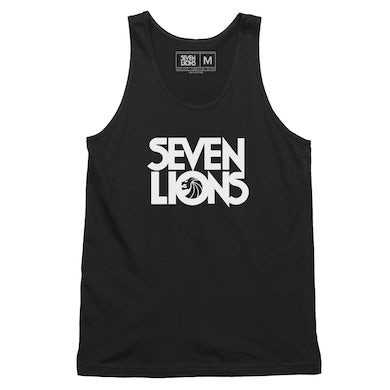 Seven Lions Stacked Logo Tank