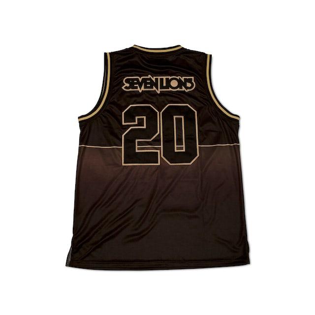 Seven Lions Basketball Jersey