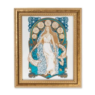 Cybele Print Framed