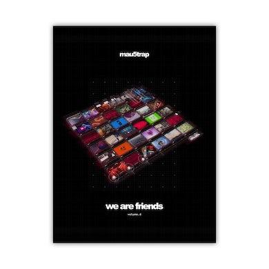 deadmau5 - We Are Friends Poster 006
