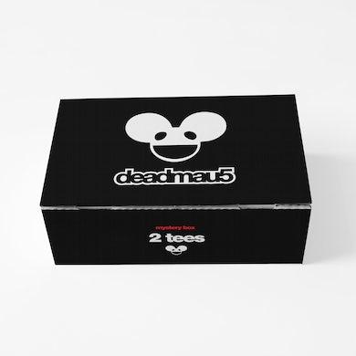 Deadmau5 Mystery Box Two Tees
