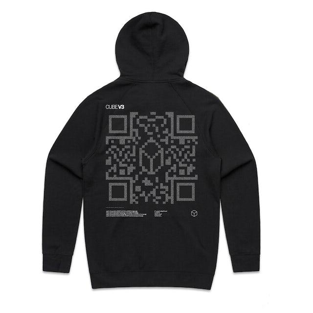 Deadmau5 Cube V3 Zip Hoodie